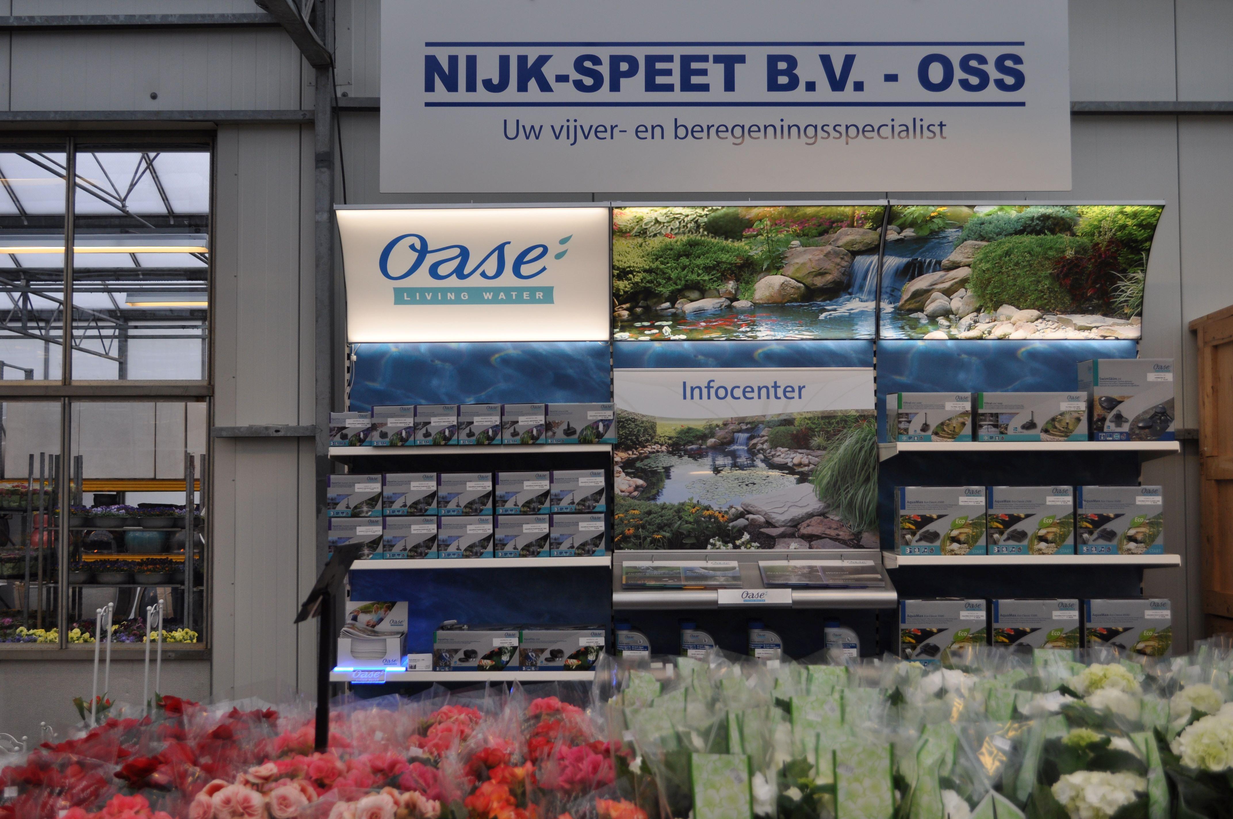 Nijk-Speet B.V. Oss, store in store DFM