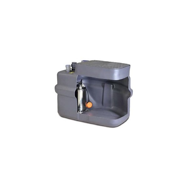 Pompput prefab SAR 250 - VXm 10/35-1