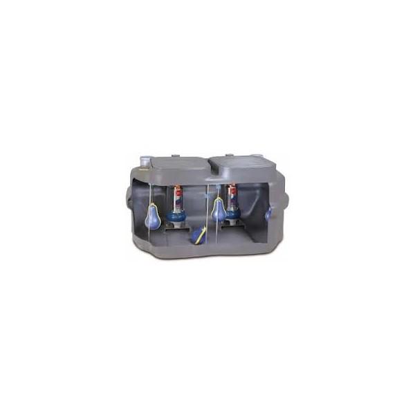 Pompput prefab SAR 550 - ZXm 1A/40