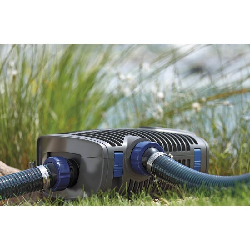 Oase aquamax eco premium 12000 vijverpomp nijk speet b v for Vijver pompen