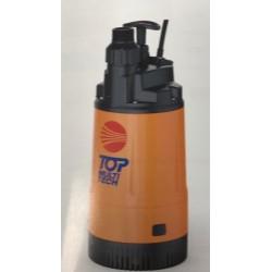 Breektank 100 Liter +TOP Multitech 3