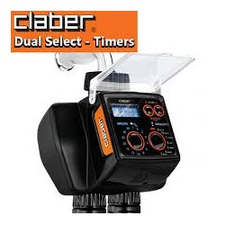 Claber Watertimer Dual Select type 8488