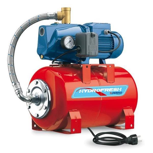 Pedrollo Hydrofoor JSWm10M/24L 230V