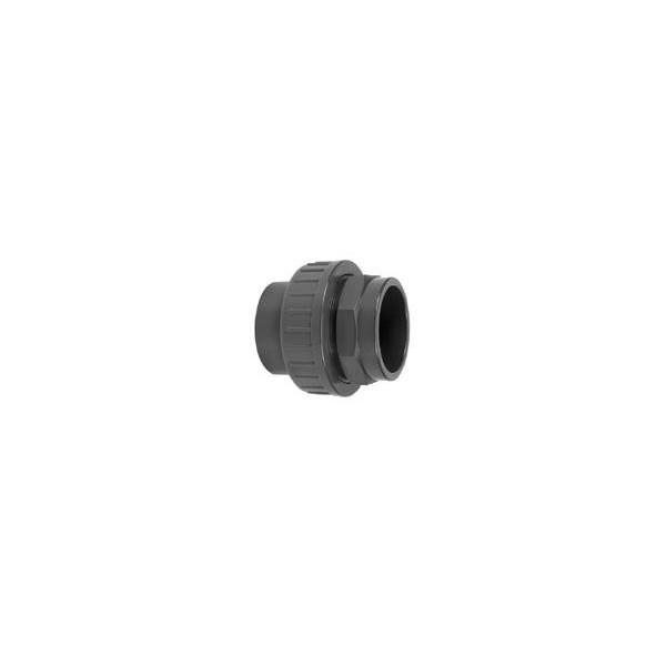 Pvc koppeling 63 mm