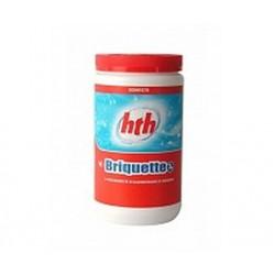 HTH Chloor Briquetten 1 kg