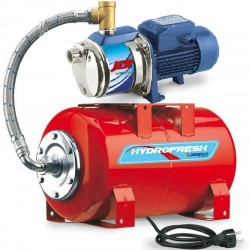 Pedrollo Hydrofoor JCRm2A/60L RVS 230V